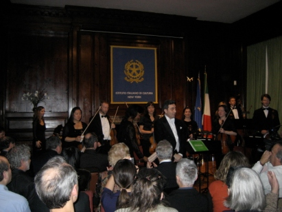 SD CONY at Italian Cultural Institute 1