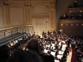 SD MYO at Stern-Carnegie Hall 1
