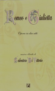 Romeo e Giulietta, opera in due atti