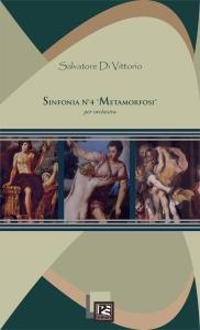 """Sinfonia N. 4 """"Metamorfosi"""""""