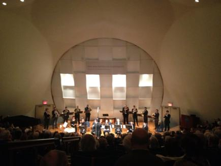 SD CONY at Caspary Auditorium 2